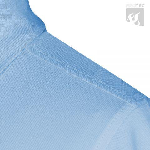 Polo-Shirt imperialblau 1/2 Arm
