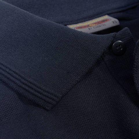 Polo-Shirt JUGENDFEUERWEHR schwarzblau 1/2 Arm