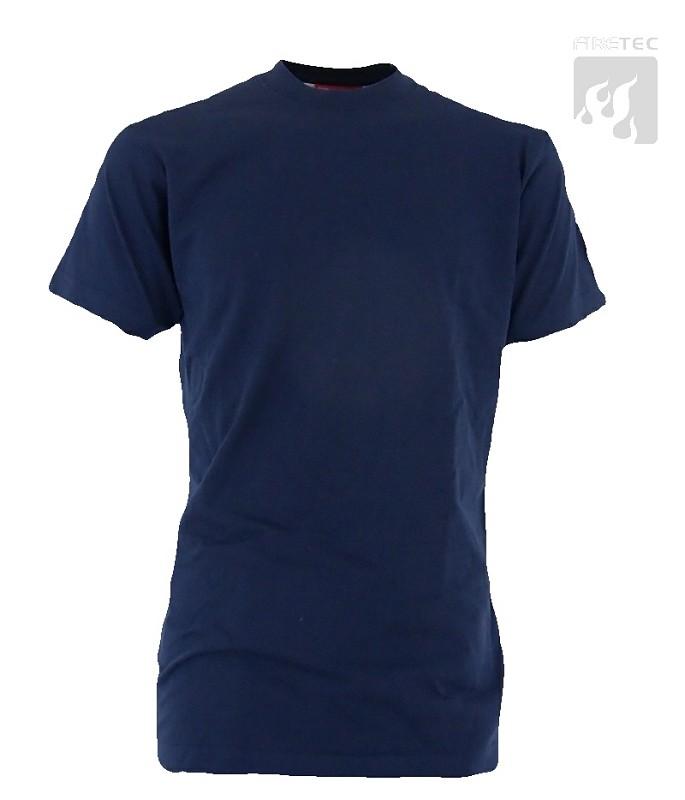b53db5362486 JFW Firetec Basic Shirt blau 1 2 Arm
