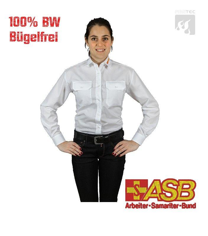 Damen-Bluse ASB 1/1 Arm