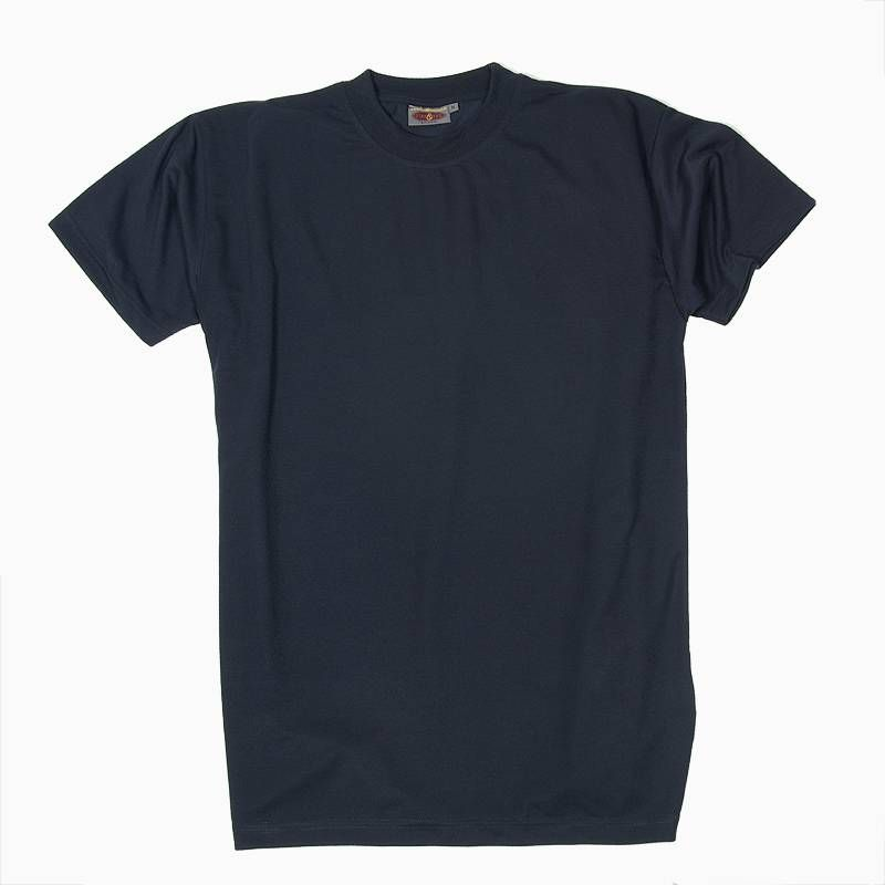 T-Shirt Fire-Tec 1/2 Arm m. Rundhalsausschnitt