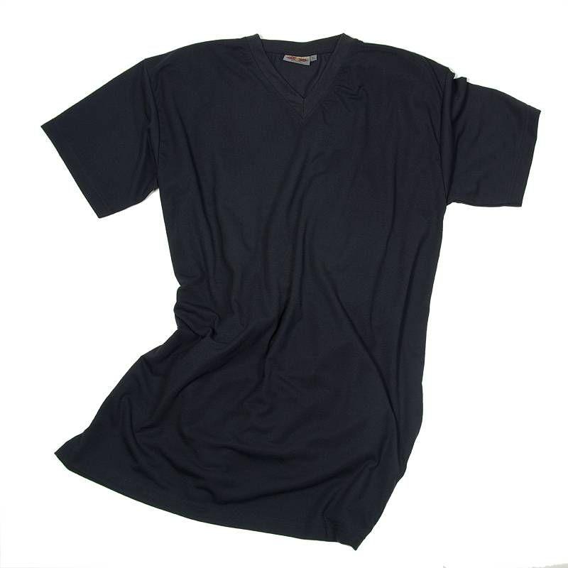 T-Shirt Fire-Tec mit V-Neck
