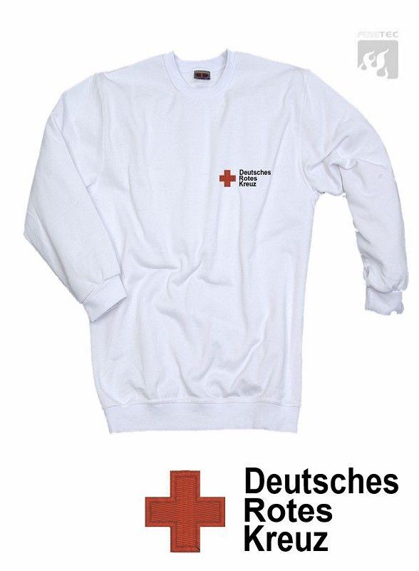 DRK Sweat-Shirt Rundhals 1/1 Arm