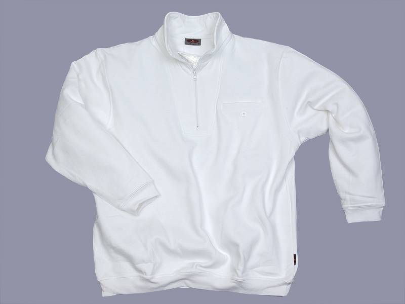 Funktions-Zippshirt mit Brusttasche