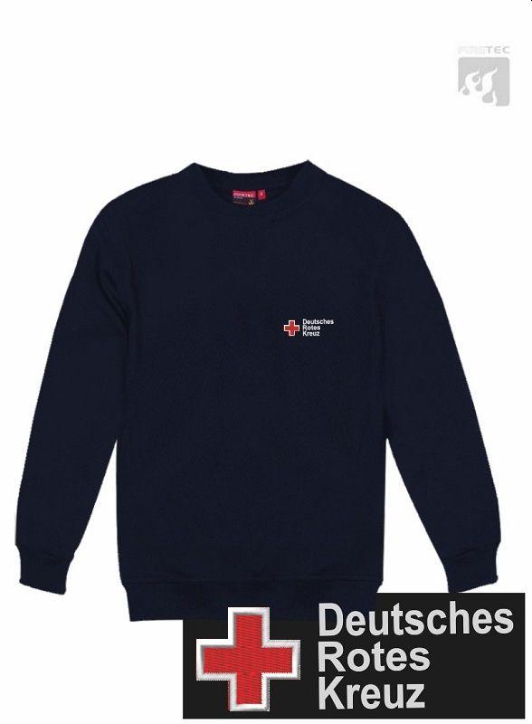 DRK Sweatshirt Rundhals 1/1 Arm
