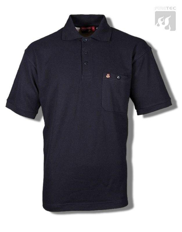 Polo-Shirt schwarzblau 1/2 Arm