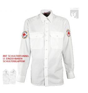 Diensthemd DRK 1/1-Arm
