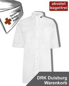 Damen-Bluse DRK Duisburg 1/2 Arm