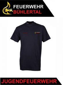 T-Shirt Basic 1/2 Arm mit Rundhals
