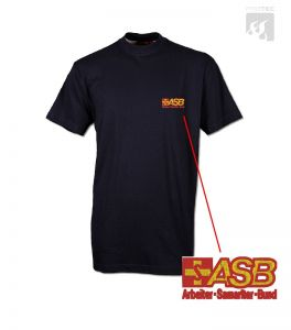 Basic T-Shirt 1/2 Arm mit Rundhals