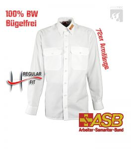 Diensthemd SLIM, 72er Arm, ASB