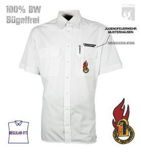 Diensthemd DJF 1/2 Arm