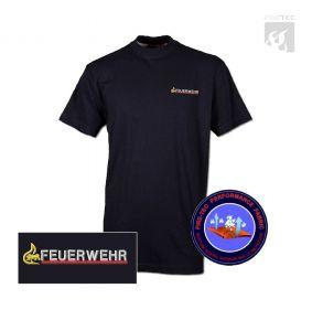 T-Shirt Fire-Tec 1/2 Arm