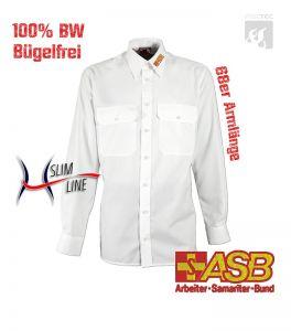 Diensthemd SLIM, 68er Arm, ASB