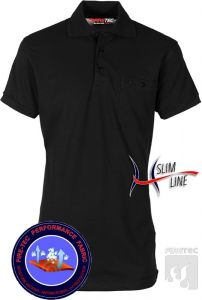 Fire-Tec Polo-Shirt SLIMLINE 1/2 Arm