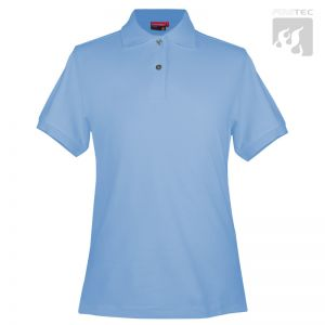 Polo-Shirt imperialblau 1/2 Arm