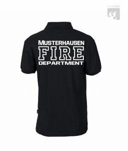Polo-Shirt GFD Ortsname