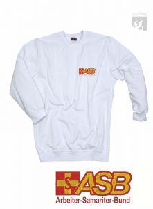 ASB Sweat-Shirt Rundhals 1/1 Arm