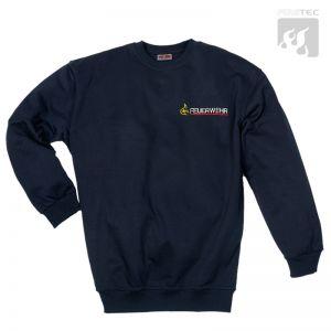 Sweatshirt BaWü 1/1 Arm m. Stick Signet