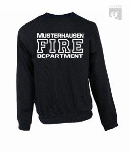 Sweatshirt GFD Ortsname