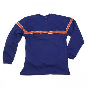 Dekorstreifen-Sweatshirt Reflex 1/1 Arm
