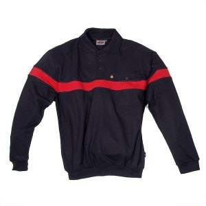 Polo Sweater Premium-Flame 1/1 Arm