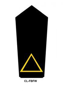 Schulterstück Fachberater Feuerwehr