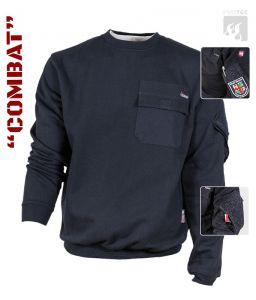Sweatshirt COMBAT , Rundhals 1/1 Arm