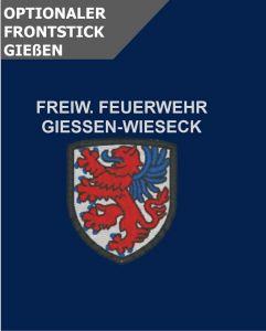 Optionale Wappenstickerei Giessen-Wieseck
