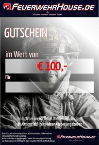 € 100,- Geschenk-Gutschein