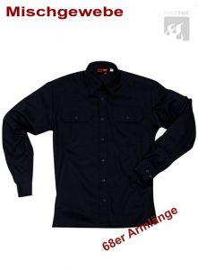 Diensthemd Firefighter extra langer Arm