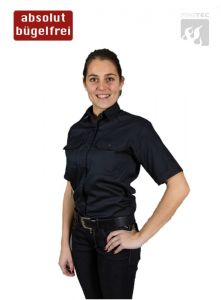 Damen-Bluse Fire-Fighter 1/2 Arm