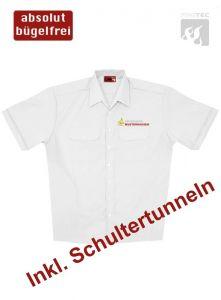 """Diensthemd, 1/2 Arm """"Baden-Württemberg"""" m. Stick """"Signet"""""""