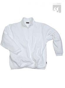 Zippshirt mit Leistentasche