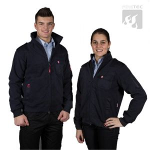 Fleecejacke Windprotector