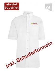 Damen-Bluse Baden-Württemberg 1/2 Arm m. Stick Ortsname